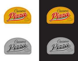 nº 52 pour Design a logo for a pizza restaurant par artedu