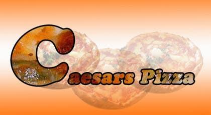 Nro 62 kilpailuun Design a logo for a pizza restaurant käyttäjältä Shaolin999