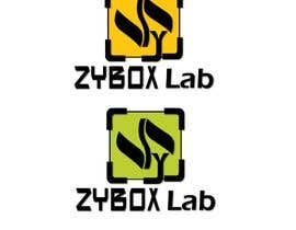 nº 1 pour Design a Logo for ZyBOX Labs par ayeshamirza
