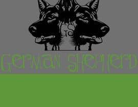 #33 para German Shepherd Logo por feelthebeat