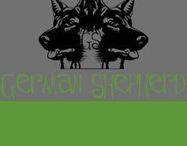 nº 33 pour German Shepherd Logo par feelthebeat