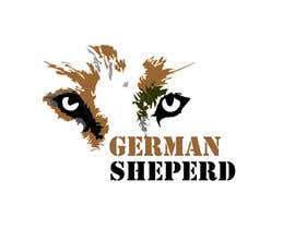 #59 for German Shepherd Logo by ValentinBraila