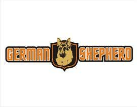 #66 for German Shepherd Logo by YONWORKS