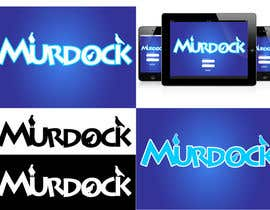 nº 24 pour Design a Logo for Murdock - Web Application par jonasramos