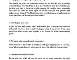 ashiquealrahman1 tarafından Do some Blog Posting için no 2