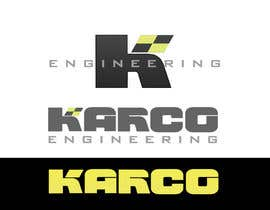 nº 187 pour Logo Design for KARCO Engineering, LLC. par jadinv