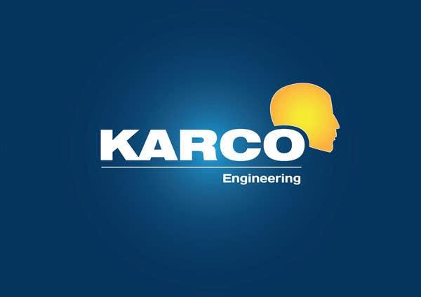 Penyertaan Peraduan #312 untuk Logo Design for KARCO Engineering, LLC.