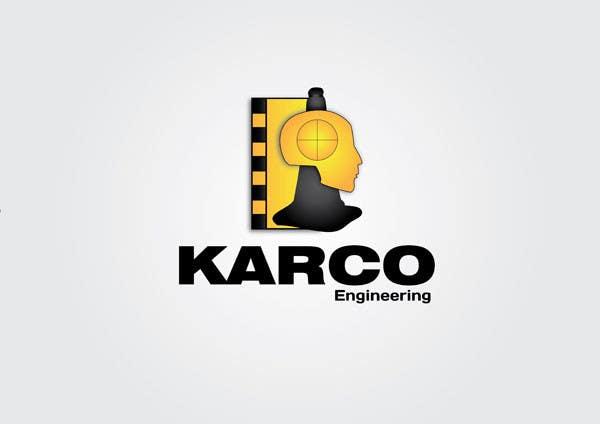 Penyertaan Peraduan #310 untuk Logo Design for KARCO Engineering, LLC.