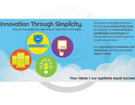 #29 untuk Banner Ad Creation for A Startup IT company oleh ShinymanStudio