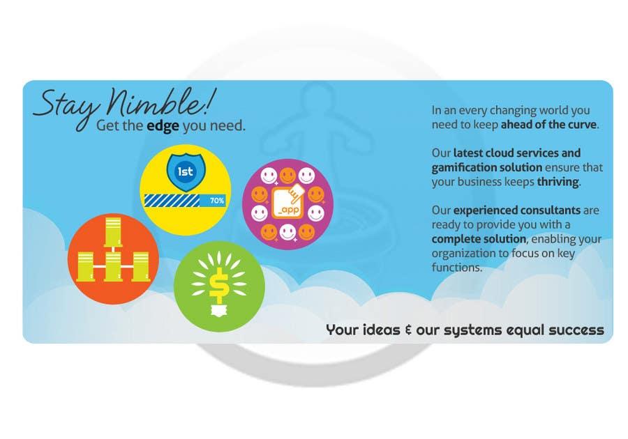 Penyertaan Peraduan #                                        36                                      untuk                                         Banner Ad Creation for A Startup IT company
