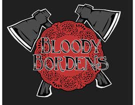 nº 12 pour Update logo for Bloody Bordens (just redraw it) par abdolilustrador