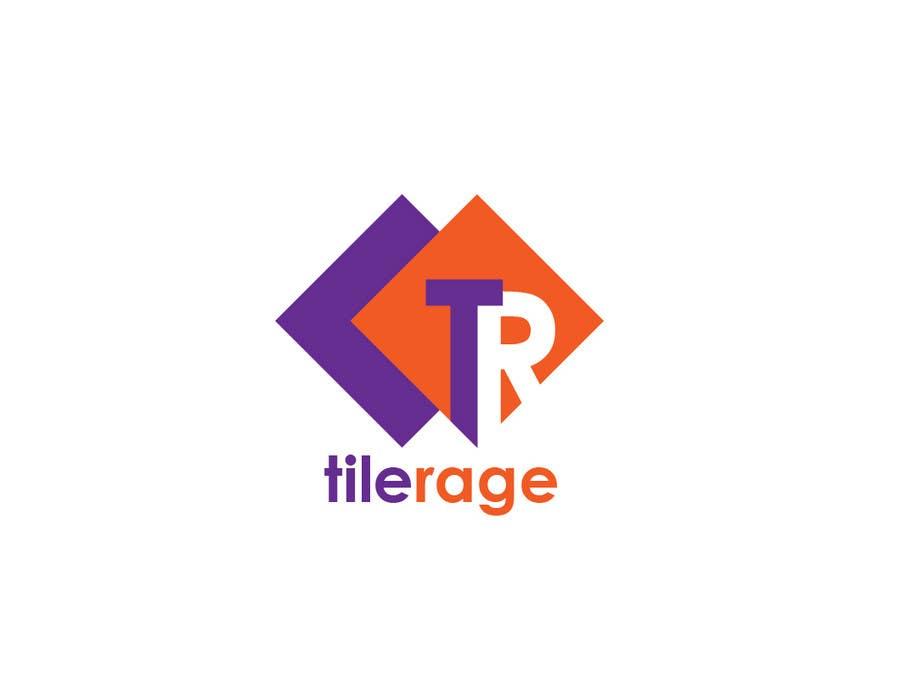 Penyertaan Peraduan #373 untuk Logo Design for Tilerage.com
