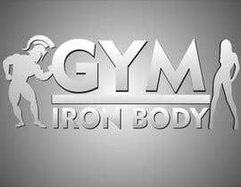 nº 25 pour Diseñar un logotipo for gym par mille84