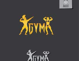 nº 17 pour Diseñar un logotipo for gym par AWAIS0