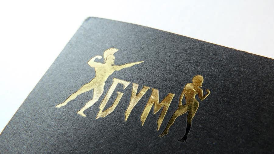 Penyertaan Peraduan #22 untuk Diseñar un logotipo for gym