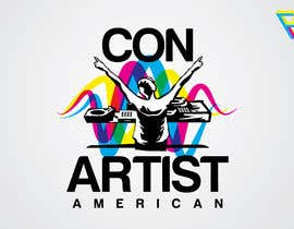 #75 для Logo Design for ConArtist American от Ferrignoadv
