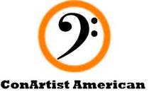#103 for Logo Design for ConArtist American by Ana1806