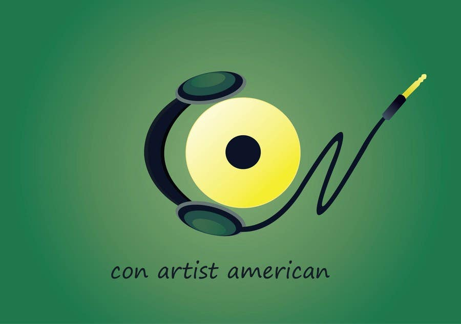 Kilpailutyö #130 kilpailussa Logo Design for ConArtist American