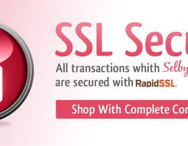 #9 for 1x Banner - SSL Security for Ecommerce Website by hikaruaozora