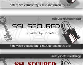 #20 for 1x Banner - SSL Security for Ecommerce Website by cdinesh008