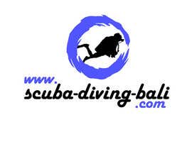 aishaelsayed95 tarafından Create a logo for scuba-diving-bali.com için no 31