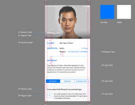 #8 for UX Designer for one app screen by nfedorova
