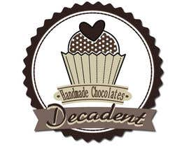 #44 para Design a Logo for Chocolate Business por carlamartire