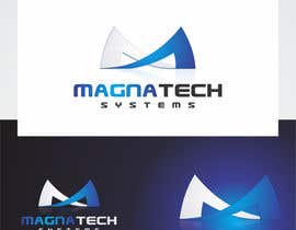 #249 for Design a Logo for Magnatech Systems by makraniwaseem
