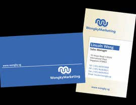 #27 untuk Design Company Logo and Business Card oleh makraniwaseem