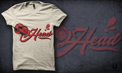 ultraspike tarafından Design a T-Shirt for a word Knobhead için no 8
