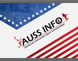 #51 for Design a Logo for AUSS INFO by threedrajib