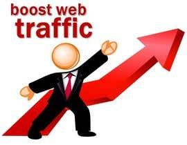 Nro 19 kilpailuun Get Traffic to my Website käyttäjältä writersquality