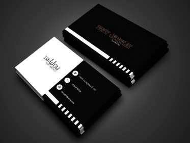 rock7designer tarafından Design some Business Cards için no 64