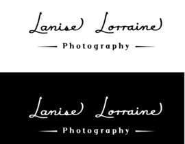 a2nerio tarafından Design a Logo for Lanise Lorraine Photography için no 48