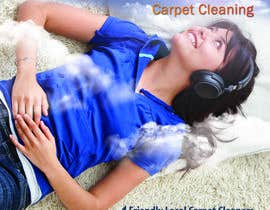 nº 7 pour Design a Flyer for a carpet cleaning business. DOUBLE sided par dalizon