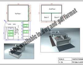 #10 untuk 3D drawing with AutoCAD oleh tariky