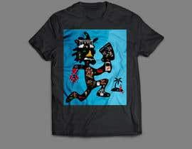 Mervin1983 tarafından Design a T-Shirt Juggalo Island için no 6