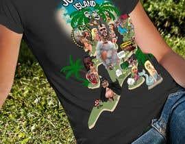 Valadar tarafından Design a T-Shirt Juggalo Island için no 19