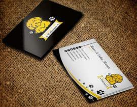 #26 para Design a business card for a hobby dog breed por RERTHUSI