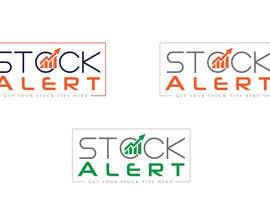 Venu5 tarafından Design a Logo called stockalert.ca için no 41