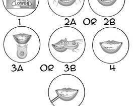 NataliaRn tarafından Simple Teeth Whitening Strips Diagram (pictures provided for guide) için no 5