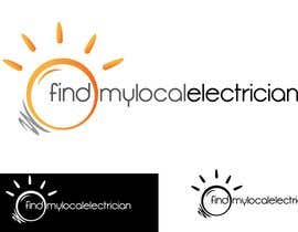 #160 za Logo Design for findmylocalelectrician od sikoru