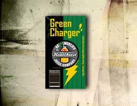 Nro 16 kilpailuun I need some Graphic Design for Green Juice Label käyttäjältä five55555