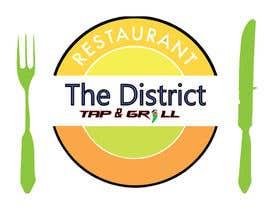 Nro 76 kilpailuun The District Tap & Grill käyttäjältä shivamulumudi