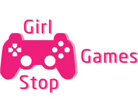 #9 untuk Logo and background. Girls Games. oleh ARCHIJO