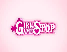 #2 untuk Logo and background. Girls Games. oleh Spector01