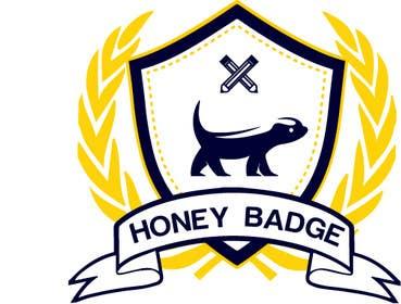 ramoncarlomaez tarafından Design the Honey Badge Non-profit Logo için no 18