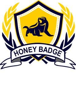ramoncarlomaez tarafından Design the Honey Badge Non-profit Logo için no 32