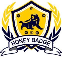 ramoncarlomaez tarafından Design the Honey Badge Non-profit Logo için no 39