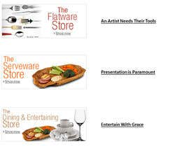 Nro 19 kilpailuun Write a tag line/slogan for Kitchen Ads käyttäjältä WadeC21
